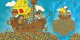 Pirating the Ballpool Ocean