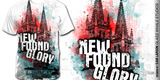 New Found Glory: 2008 Europe Tour