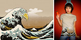 The Great Kanagawa Eagle