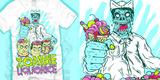 Zombie Liquorice - Zombie Ice Cream