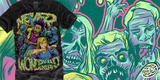 NIWL CLOTHING - When Zombies Attack -