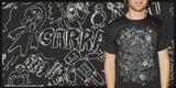 Carraway Clothing | Doodle Tee