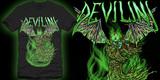 Melody From Underworld - DEVILINI CLOTHING