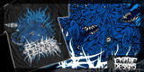 EmpireDesigns - The Symbiote (Blue)