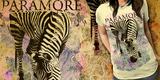 Paramore Zebra