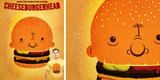 Cheeseburgerhead