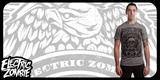 Electric Zombie - Badge