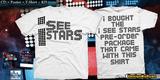 I See Stars [Pre-Order] Tee