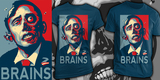 ZOMBAMA: BRAINS