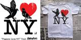 Pigeons Love NY