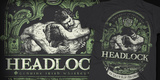 HEADLOCK: Genuine Irish Whiskey