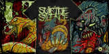 snake pierce the mouth (Suicide Silence)