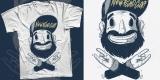 Bearded dude SOLD