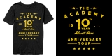 The Academy Is... - 10 Year 'Almost Here'