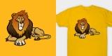 Lion Caricature