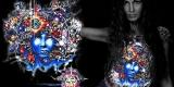 Door Ways - Inspired by Jim Morrison Women's Tie Dyed T-shirt