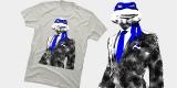 Blue Suit & Tie