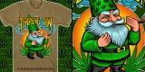 """Terpene Tom """"Gnome"""" T-shirt illustration"""