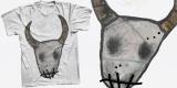 Skull T-shirt Design (Artwork for sale)