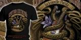 Lynyrd Skynyrd rattlesnake design