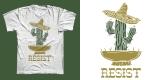 Resist Cactus