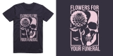 Flowers For Your Funeral