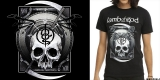 Lamb Of God Skullsickle Shirt