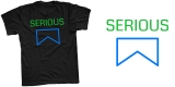 Serious XM Unofficial Ingress Inspired Graphic Tee