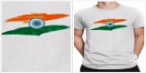 Indian Flag Tshirt