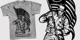 Honerable army tees