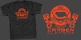 CARBEN Clothing Crest Design