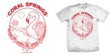 Coral Springs - Flamingo - Shirt