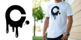 Classic Dripping C - Black Logo