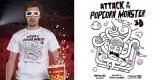Popcorn Monster 3D