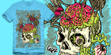 Skull n Flies - Local Alcohol©2009