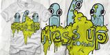 Mess Up Clothing- Puke!
