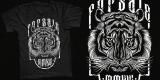 cage tiger