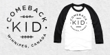 Comeback Kid - Stamp