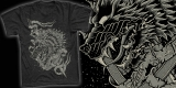 Wolfbane - Hard Times Clothing