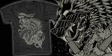 Wolfbane - Hard Times Clothing
