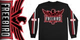 LYNYRD SKYNYRD - Long Sleeve Freebird Tee