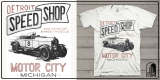 Detroit Speed Shop