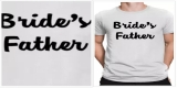 Bride's Father Tshirt