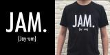 JAM Tee (crew neck)