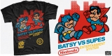 NES Batsy vs Supes