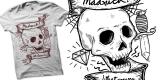Madxuck: Skull, Dagger and Diamond.