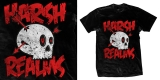 Harsh Realms - Skull Tee