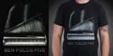 BFF Piano Tee
