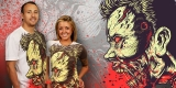 Zombie Frenzy Tee