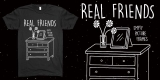 Real Friends -  Empty Picture Frames